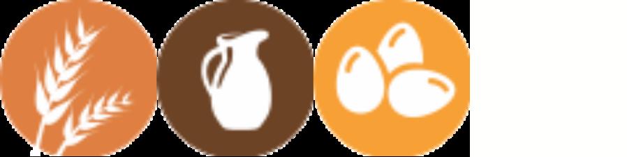 huevo-leche-gluten